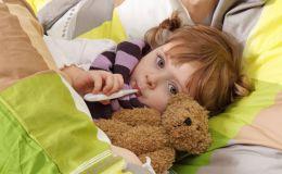 4 самые распространенные детские инфекции и их симптомы