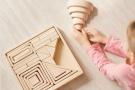 Маленькие строители: детские игры от 9 месяцев до 5 лет