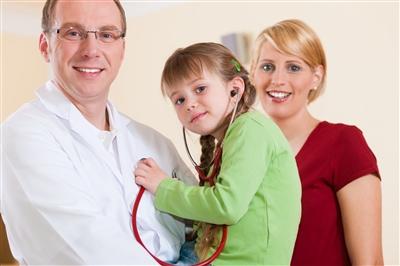 Детские врачи (фото: Fotolia)