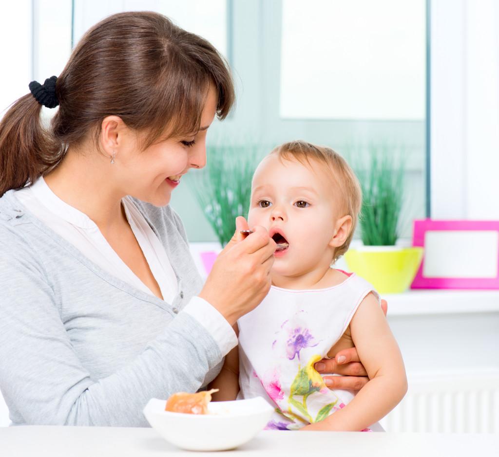 Мясо в детском меню - фото