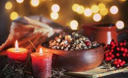 Святвечер: 12 постных блюд для праздничного стола