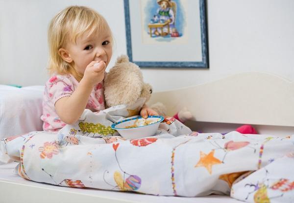 Энтеровирус у ребенка
