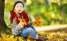 Проще простого: 16 осенних идей для развития малыша