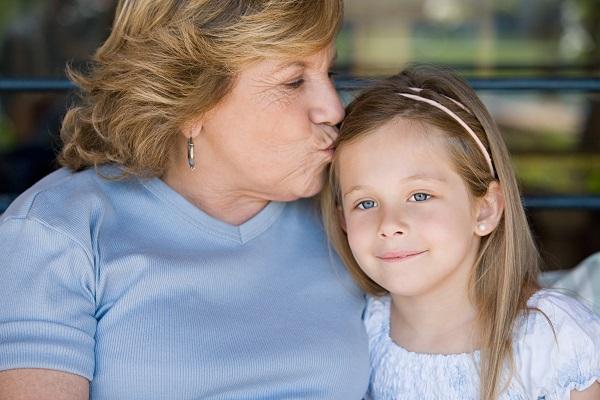 Роль бабушки в воспитании ребенка - фото