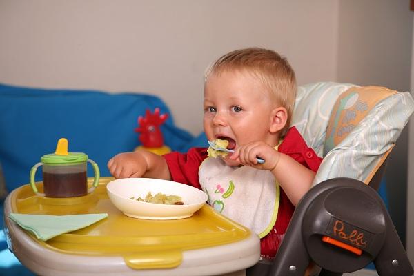 Рацион питания ребенка - фото