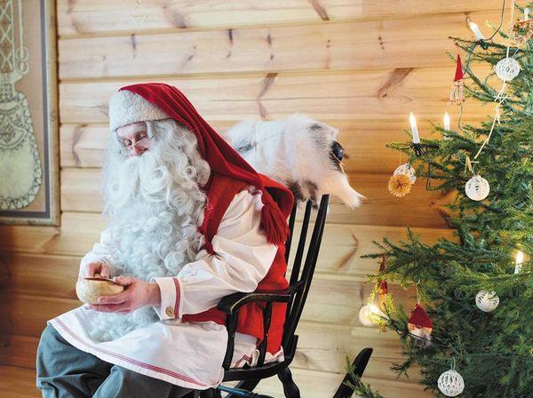 Святой Николай Санта Клаус Дед Мороз