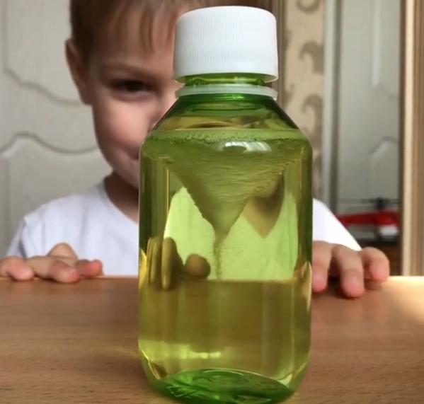 опыты для детей видео