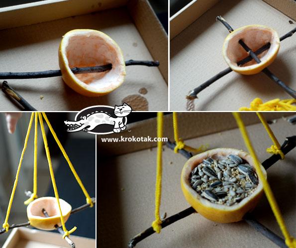 http://krokotak.com/2014/01/eco-bird-feeder-made-of-orange/