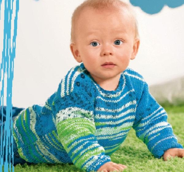 детский свитер вязать