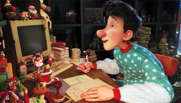 нг мультики для детей - Санта Клаус