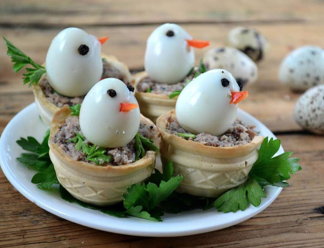 Перепелиные яйца как готовить рецепты простые и вкусные