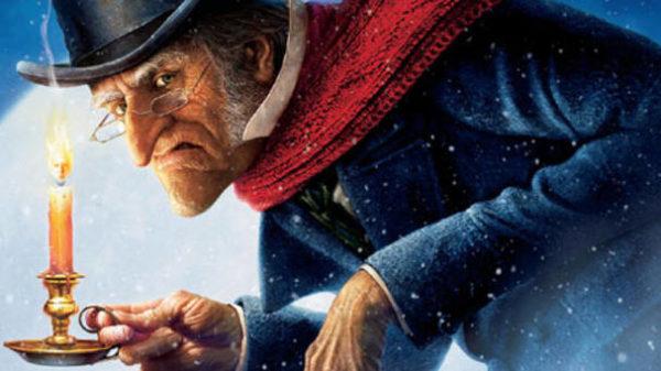 нг мультфильмы - рождественская история