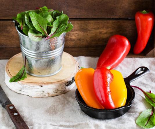 витамины, полезные овощи, продукты для иммунитета