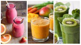 30 рецептов летних смузи для детей и взрослых