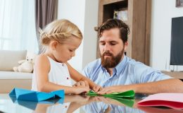 9 развивающих поделок из бумаги для детей