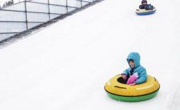 Лучшие горки Киева: где покататься на санках этой зимой